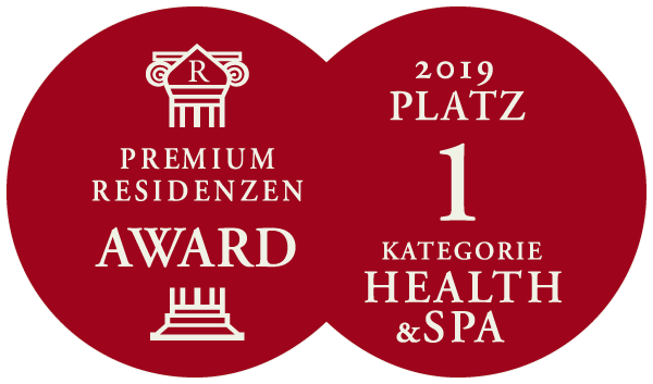 Premium-Residenzen Award - Platz 1: Kategorie Health and Spa