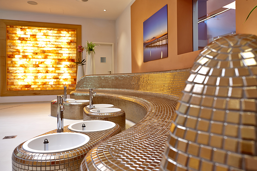 Kneippen im Day Spa bei Ainring